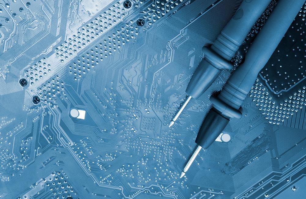 Hardware per acquisizione dati e controllo
